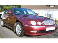 2002 Rover 75 Club