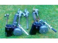 Seagull Engines 4HP x 2 plus parts