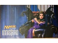 Trading card game playmats
