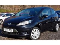 FORD FIESTA 1.25 STYLE 3 DOOR. FINANCE / WARRANTY / PART EXCHANGE