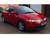 Honda Civic 2008 Petrol 1.8 Low Mileage for sale