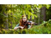 Violin, Piano, Cello & Music Theory Lessons All Levels - Experienced Teacher in Southeast London