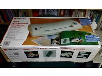 Brand new A3 size laminator never used and in mint condition. Rexel LP 30 model