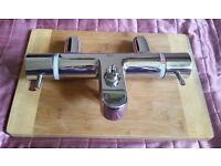 Grohe bath/shower mixer tap with missing diverter knob/button - NEW