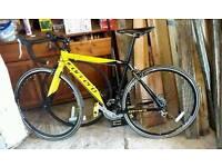 Carrera tdf Ltd road bike