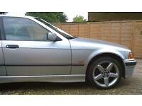 1998 BMW 316i SE Rare Alloys MOT Nov 17