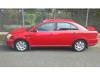 2005 Toyota Avensis t2 1.8 vvti , low miles , only 75,500