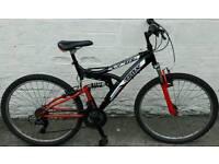 Men's trax bike