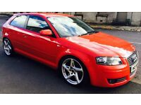 2006 Audi A3 2.0 TDI Sport FSH(not golf, Leon, civic,bmw)