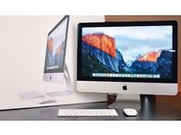 Apple iMac 21.5in | i5 2.9GHz | 8GB | 1TB HDD | Late 2012 with trackpad and packaging
