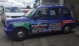 London Taxi TX1 1998
