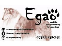 Mobile Pet Groomer London