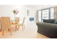 On offer is this one bedroom apartment in Canary Wharf, Neutron Tower, E14