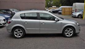 Vauxhall Astra H 1.7 cdti metallic silver breaking