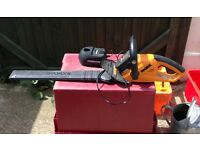 Worx Hedge trimmer VGC