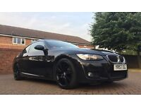 BMW 320i M Sport Coupe, Low Miles 67k, Excellent Condition, Cat D