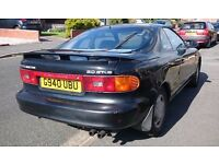 Toyota Celica 2.0 GTi Classic Sports car. Runner, suitable for project!