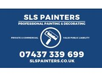 SLS Painters is FOR SALE !! Painting & Decorating Business - UN-TRADED