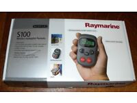 Raymarine Wireless Autopilot Remote S100