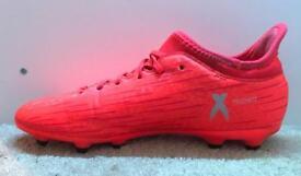 Adidas X 16.3 Speed of Light FG Size UK 5.5