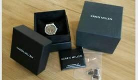 Karen Millen watch in box