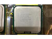 Quad Core Xeon 2.8GHZ x2 Processors For Mac Pro Tower