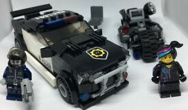 LEGO The Lego Movie Bad Cop Car Chase Set 70819