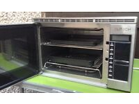 Elitech table top steam oven and grill