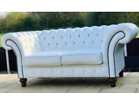 Saxon Chesterfield 2 Seater Good Condition