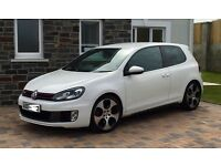 Volkswagen Golf GTI 2.0 TSI - manual, sat nav, cruise control, bluetooth, heated seats and more!