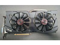 Asus Strix GTX 970 Nvidia