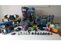Imaginext DC Batman collection