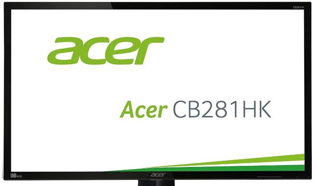 """Acer 28"""" 4K LED UltraHD Monitor , Hardly Used - Best for Gaming and Design Work"""