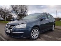 2008 Volkswagen Golf Se 2.0 TDI Automatic 140Dpf Estate