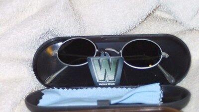 WILD WILD WEST JAMES WEST SUNGLASSES BURGER KING PROMO EXCLUSIVE 1999 (Wild Wild West Sunglasses)