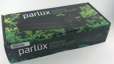 Parlux 250W/400W/600W/660W Boost Digital Dimmable/Variable Ballast - New In Box