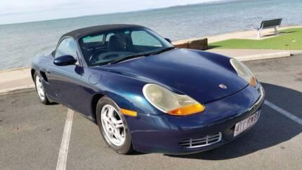 1998 Porsche Boxster 986 Convertible - Auto - Sports Car
