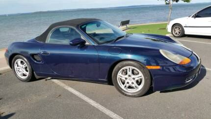 1998 Porsche Boxster 986 Convertible - Auto - Sports Car Cleveland Redland Area Preview
