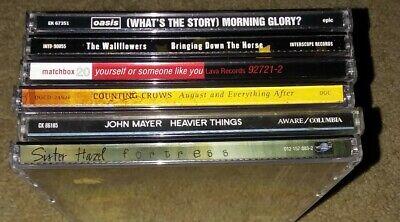 Lot Of 6 Alternative Rock CD's