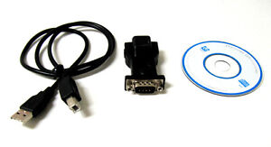 Black-USB-to-RS232-serial-DB9-Adapter-USB-Cable-for-XP-Vista-Win7-Female-Screw