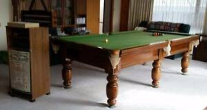 Heiron & Smith 3 Piece Slate Billiard Table Camden Camden Area Preview
