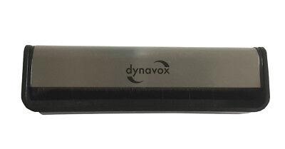 Dynavox Plattenbürste Schallplatten LP Bürste Carbon Antistatik Vinyl