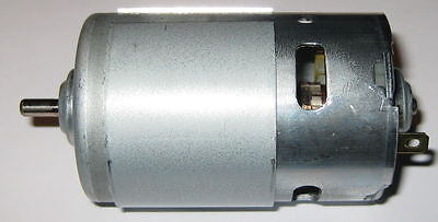 Johnson Generator - 12v Dc Motor Generator - 36 Watts - 4000 Rpm - 65 Mm Long