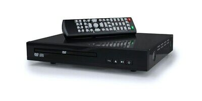 Home DVD Player with Wireless Remote Hardware  NEW