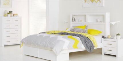 Queen bed frame - Forty Winks
