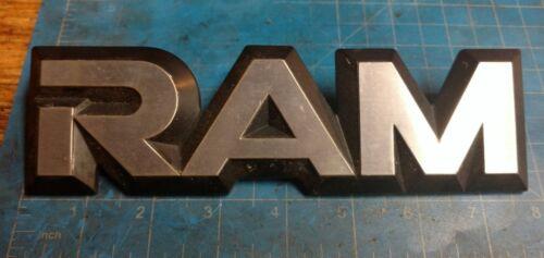 """DODGE RAM EMBLEM ORNAMENT Fender 7 5/8"""" x 2"""""""