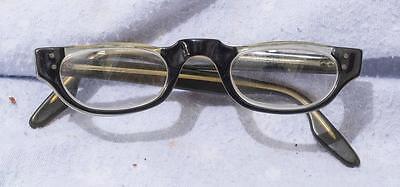Vintage Men's Eyeglass Frames I.N.T.C France 42/28 mv