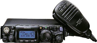 Yaesu FT-817ND HF/VHF/UHF Ultra Compact Amateur Transceiver - USA Yaesu Dealer