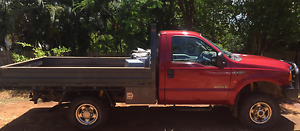 2004 Ford F250 Ute Yeppoon Yeppoon Area Preview