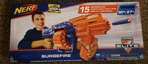 New Nerf N-Strike Elite SurgeFire